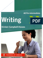 English for Life - Writing A2 Pre-Intermediate