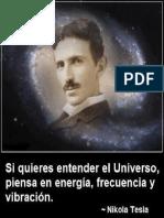 Nikola Tesla Frase