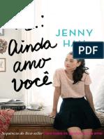 P.S. Ainda Amo Voce - Jenny Han