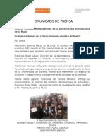 10-03-16 Celebra Instituto Hermosillense de la Juventud Día Internacional de la Mujer. C-15916