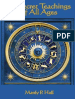Secret Teachings of All Ages, The - Manly P. Hall