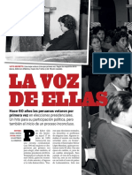 Peruanas Votan Primera Vez - Somos - 2016-03-12