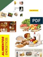 Clase 1.1. Clasificacion de Alimentos 2015