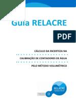 Cálculo Da Incerteza Na Calibração de Contadores de Água Pelo Método Volumétrico(2)