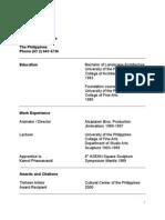 juan alcazaren resume