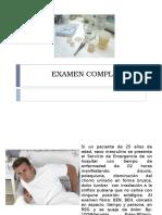 [LAB] Laboratorio Clínico - Exámen de Orina