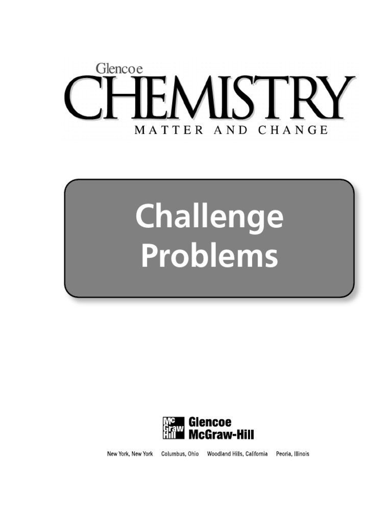 dingrando g glencoe chemistry matter and change challenge rh es scribd com CSE Citation Lab Manual CSE Citation Lab Manual