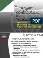 COMERCIALIZACIÓN TECNOLOGICA CARABALLO