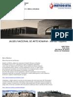 Arquitetura V - TP 01 - Obras Análogas