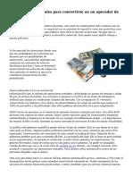 Cinco pasos esenciales para convertirse en un operador de Forex Elite