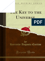 The Key to the Universe 1000151358