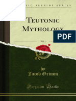 Teutonic Mythology v1 1000023511