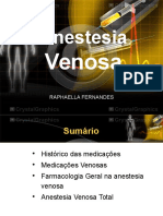 Anestesia Venosa
