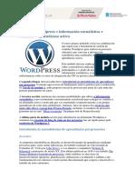 PDF Contidos Curso Inicial Wordpress