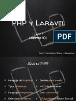 Temario de Laravel 5-1[