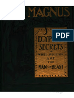 Albertus Magnus Egyptian Secrets White and Black Art for Man and Beast