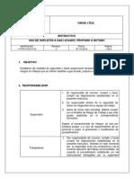It-prev-05-2015-00 Uso de Sopletes a Gas Licuado, Propano o Butano