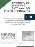 Campo Akal Recuperacion Secundaria