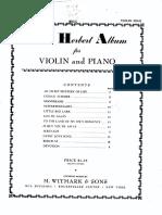 HerbertAlbum (violin)