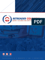 Catalogo Retreader Colombia Ltda