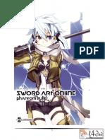 Sword Art Online Novela 5 Capitulo 7 (Completo)