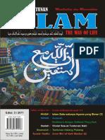 Berkala Tuntunan ISLAM Edisi 3-2011