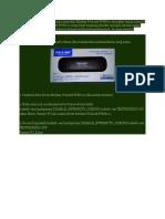 Troble Modem Prolink Phs600 Windows 8
