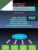 Presentation Kumpulan 4 Kata Tugas KDP 4M