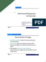 Respostas hormonais