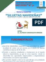 Proyecto Siluetas 4to 2013