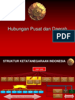 Hubungan Pusat Dan Daerah(1)