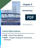 Project Management Chapter-08