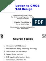 VLSI Introduction