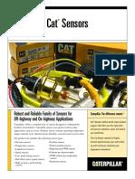 Sensores CAT