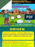 Cultura Aymara Diapositivas