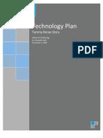 Tammy R Story_Technology Plan 2008