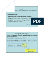 Clase Cap 1.5 E Enlace-Disolucion