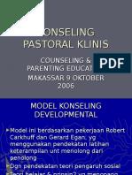 Konseling Pastoral Klinis