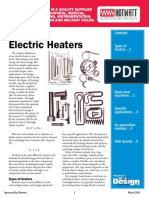 Hotwatt Basics of Electric Heaters