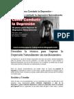 Como Combatir la Depresión –