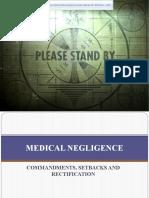 Presentation for Medical Negligence
