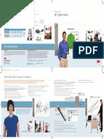 3M Digital Board Brochure
