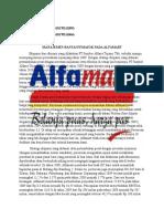 MO (Manajeme Supply Chain) Alfamart