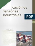 Clasificacion de tensiones industriales