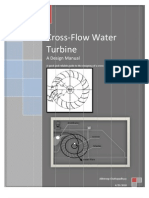 Crossflow Turbine- A DIY Design Manual
