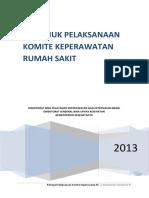 Draft Juklak Komite Keperawatan Juni 2015