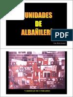 C02 Unidades de Albailera