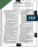 Pwd 2013 Paper II