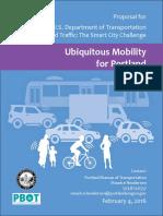 USDOT SC Challenge City-Of-Portland Part 1 02042016