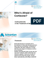 Corticosteroids , In the Treatment of Skin Disorders